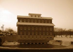 Wapsipinicon Mill Museum, 2012 Preservation Iowa Most Endangered List