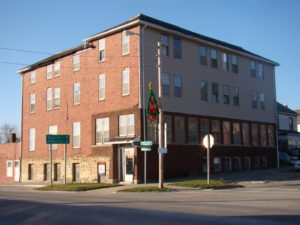Herring Hotel in Belle Plaine, IA, in danger of legal action due to deterioration