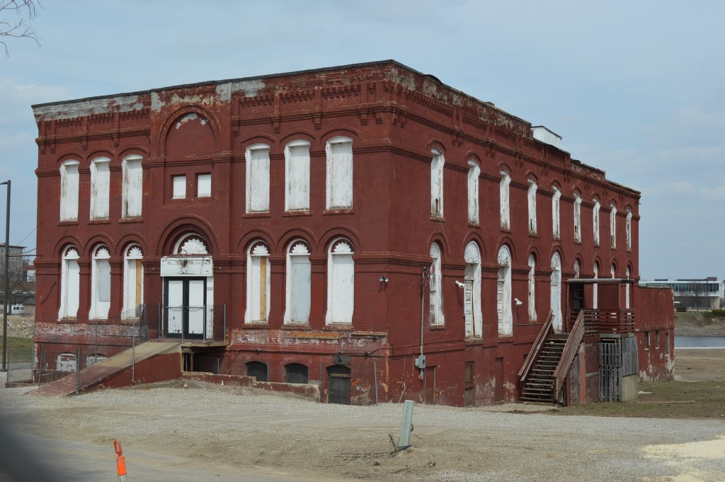 The Knutson Building, constructed in 1887 as a condensed milk factory, is one of the last remnants to tell the story of the Cedar Rapids' industrial history.