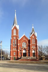 St. Patrick's has been a fixture for many generations of families in Fairfax IA.