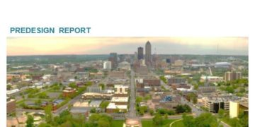 State Historical Building Renovation Predesign Report Cover