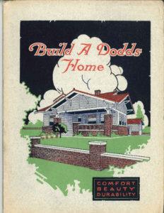 Everett Dodds Plan Booklet Cover
