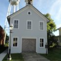 2016 Preservation at its Best, Community Effort: Grand Mound Fire Station.  Exterior view.