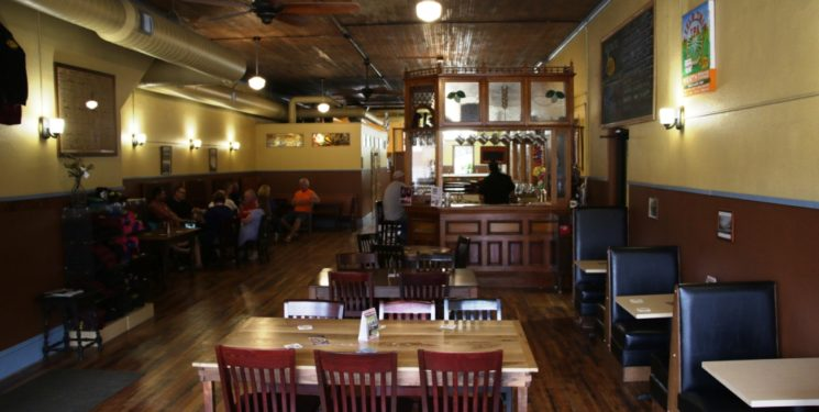 2016 Preservation at its Best, Rural Preservation: Worth Brewing Company.  Interior view
