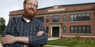 Teaching historic preservation at Iowa State University