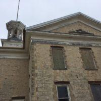 Endangered: Stone Schoolhouse, Lansing