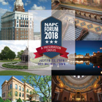 Attend a National Preservation Conference Without Leaving the State!