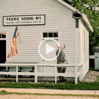Sheldon Schoolhouse Video