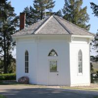 Graceland Cemetery Chapel (Avoca)