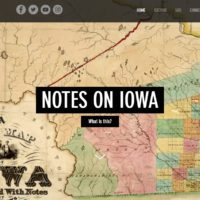 Notes on Iowa